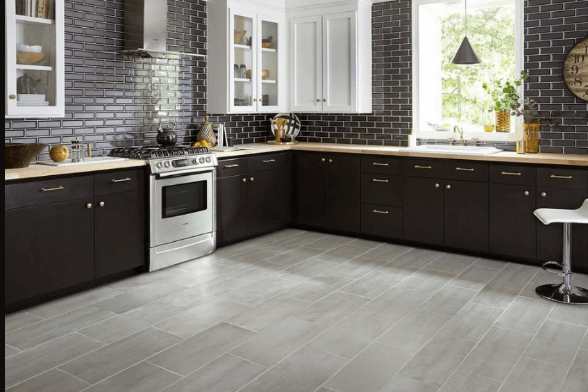 Durable Flooring For Kitchen