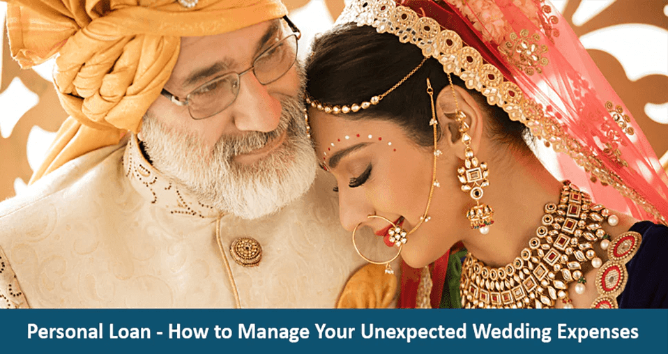 Personal Loans to Wedding Expenses